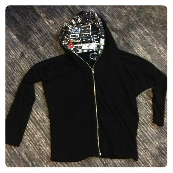 31cd9496 Zara Terez Full Zip Sweatshirt Size Small